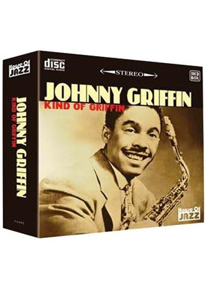 Johnny Griffin - Kind Of Griffin (Music CD)