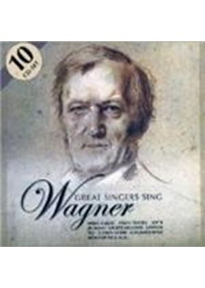 Great Singers sing Wagner