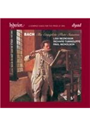 Bach: The Complete Flute Sonatas (Music CD)