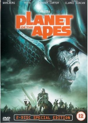 Planet Of The Apes (2001) (2 Disc)