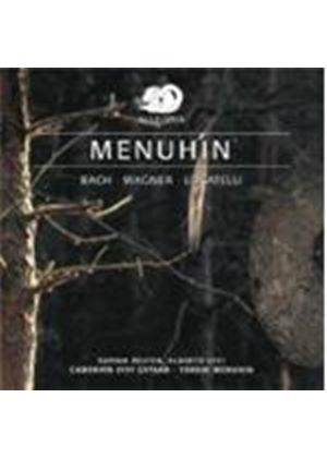 Bach/Wagner - Works (Menuhin)