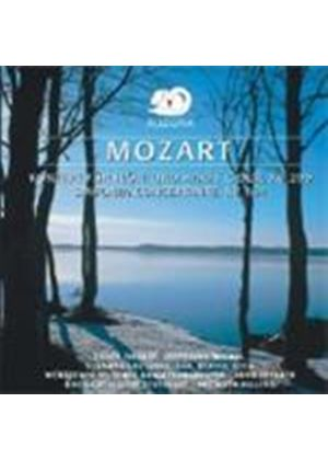 Wolfgang Amadeus Mozart - Concerto For Flute And Harp (Faerber)