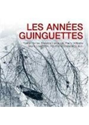 Various Artists - Les Annees Guinguettes