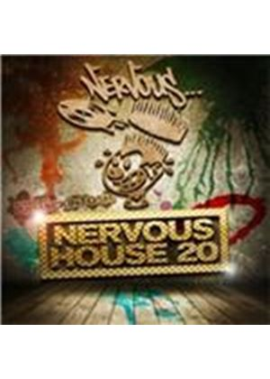 CJ Mackintosh - Nervous House 20 (Parental Advisory/Mixed by CJ Mackintosh) [PA] (Music CD)