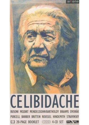 VARIOUS COMPOSERS - Sergiu Celibidache Conducts