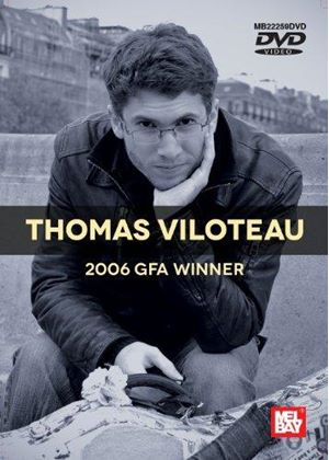 Thomas Viloteau: 2006 GFA Winner (Music CD)