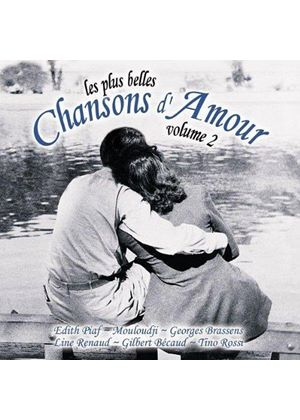 VARIOUS COMPOSERS - Chansons D'Amour French Songs Vol. 2