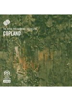 Aaron Copland - Fanfare For The Common Man (Ellis, RPO) [SACD/CD Hybrid] (Music CD)