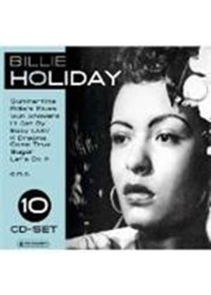 Billie Holiday - Billie Holiday (10CD Set) [German Import]