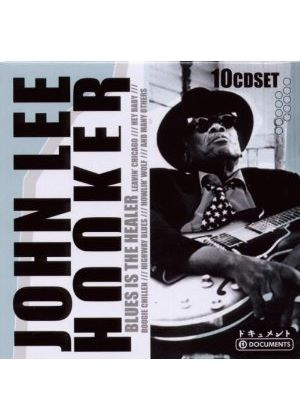 John Lee Hooker - Blues Is The Healer [10CD Box Set] [German Import]