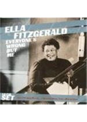 Ella Fitzgerald - Ella Fitzgerald (10CD Box Set) [German Import]