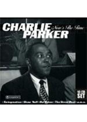 Charlie Parker - Charlie Parker (10CD Box Set) [German Import]