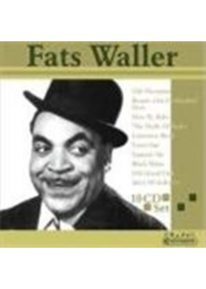 Fats Waller - Fats Waller (10CD Box Set) [German Import]