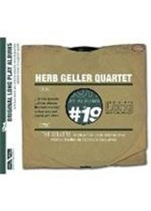 Herb Geller Quartet (The) - Herb Geller Quartet