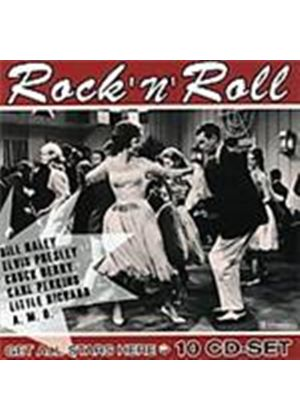 Various Artists - Rock 'n' Roll (Music CD)