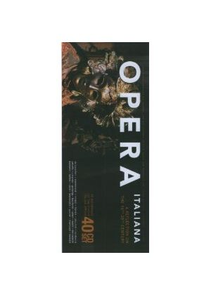 Various Composers - Italian Opera (40 Disc Box Set) (Music CD)