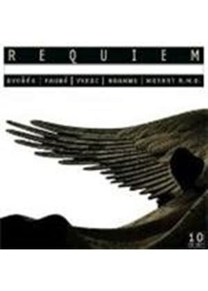 VARIOUS COMPOSERS - Requiem (Windekilde, Chamber Choir Hymnia) [10CD]