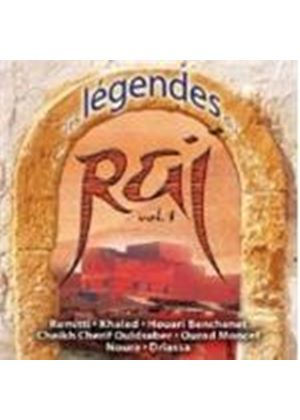 Various Artists - Los Legendes Du Rai Vol.1