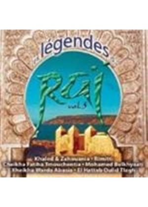 Various Artists - Les Legendes Du Rai Vol.3
