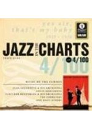 Various Artists - Jazz In The Charts Vol.4 (Yes Sir That's My Baby 1925-1926)
