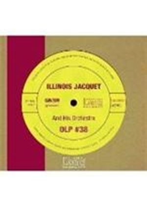 Illinois Jacquet & His Orchestra - Illinois Jacquet And His Orchestra