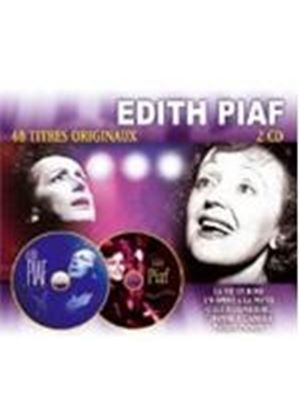 Edith Piaf - 48 Original Tracks (Music CD)
