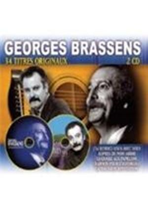 Georges Brassens - 34 Original Tracks (Music CD)