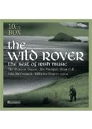 Various Artists - Best Of Irish Music (10CD]