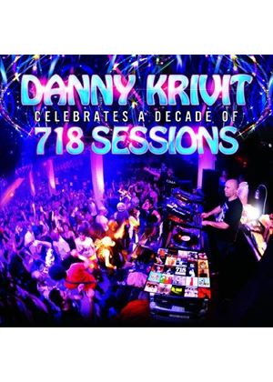 Various Artists - Danny Krivit Celebrates a Decade of 718 Sessions (Mixed by Danny Krivit) (Music CD)