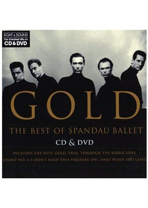 Spandau Ballet - Gold: The Best of Spandau Ballet (Special Edition CD + DVD) (Music CD)