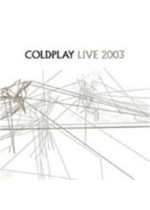 Coldplay - Live 2003 (CD + DVD) (Music CD)