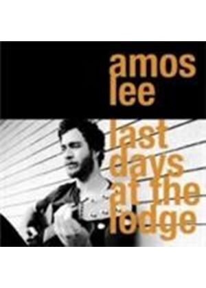 Amos Lee - Last Days At The Lodge (Music CD)