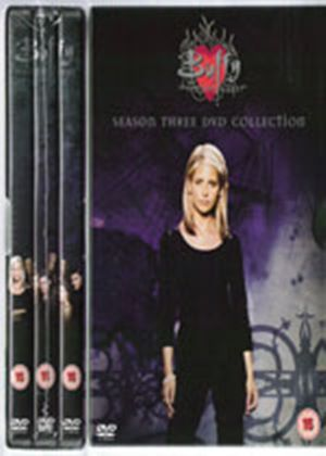 Buffy The Vampire Slayer - Season 3 (Amaray Box Set)
