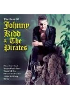 Johnny Kidd And The Pirates - The Very Best Of Johnny Kidd