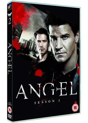 Angel - Season 2 (New Packaging)