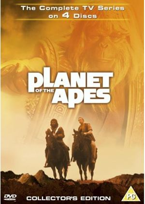 Planet Of The Apes - The Television Series (4 Discs)