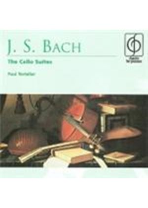 Bach: (The) Cello Suites (Music CD)