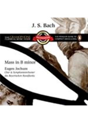 Bach: B minor Mass (Music CD)
