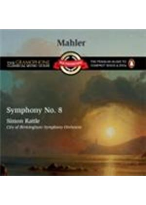 Mahler: Symphony No 8, \'Symphony of a Thousand\' (Music CD)