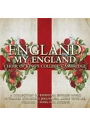 England, My England (Music CD)