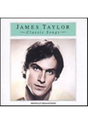 James Taylor - Classic Songs (Music CD)