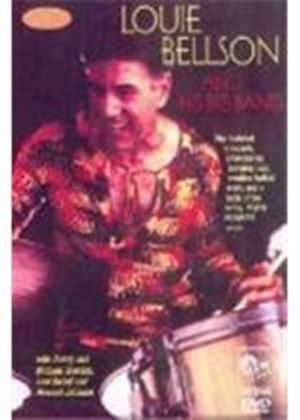 LOUIE BELLSON & HIS BIG BAND  (DVD)