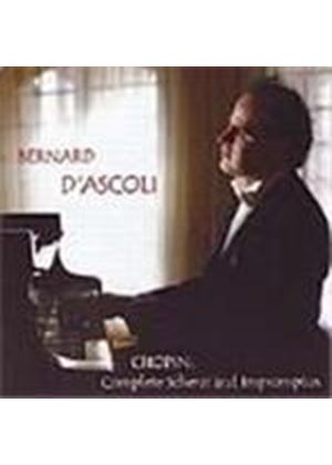Chopin: Complete Scherzi and Impromptus