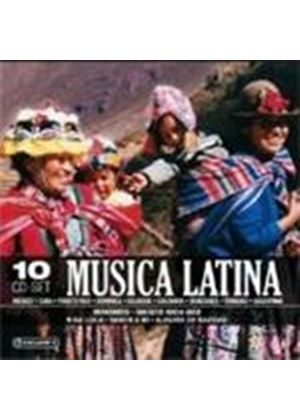 Various Artists - Latin Music (10CD]