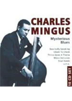 Charles Mingus - Mysterious Blues (Music CD)