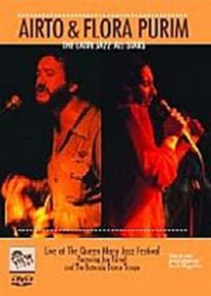 Airto & Flora Purim The Latin Jazz All stars (DVD)