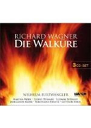 Richard Wagner - Die Walkure (Furtwangler)