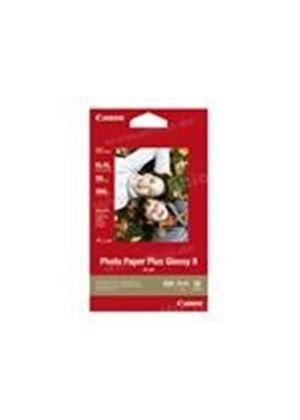 Canon Photo Paper Plus II PP-201 - Glossy photo paper - 100 x 150 mm - 260 g/m2 - 50 sheet(s)