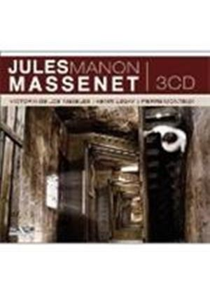JULES MASSENET - Manon (De Los Angeles)