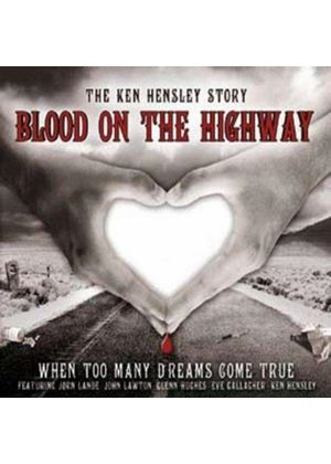 Ken Hensley - Blood On The Highway [Digipak] (Music CD)